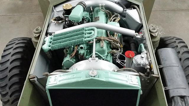 Ferret engine 1